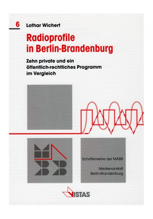 Radioprofile in Berlin-Brandenburg 1996
