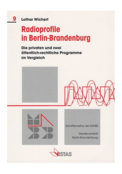 Radioprofile in Berlin-Brandenburg 1998