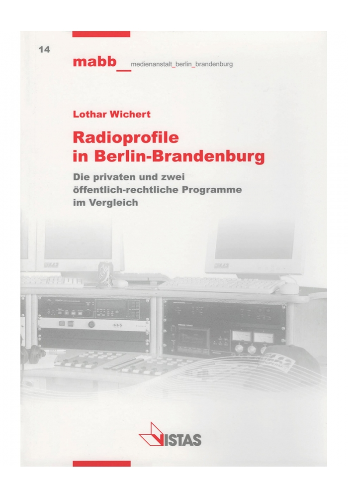 Radioprofile in Berlin-Brandenburg 2000