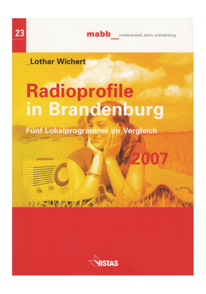 Radioprofile in Brandenburg 2007