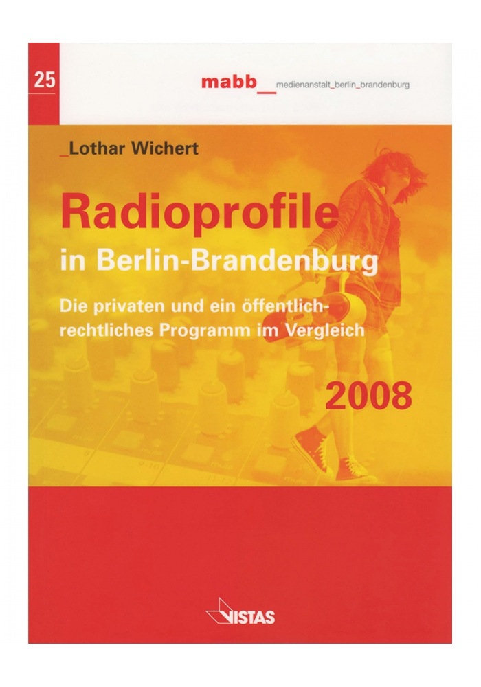 Radioprofile in Berlin-Brandenburg 2008