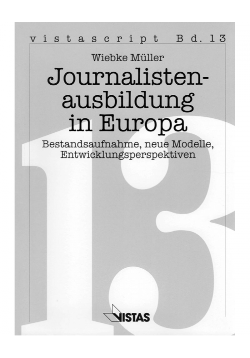 Journalistenausbildung in Europa
